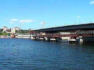 24 октября откроется движение по обновленному Чернавскому мосту