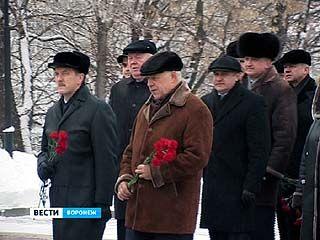 25 января - День освобождения Воронежа от немецко-фашистских захватчиков