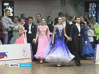 250 пар на паркете боролись за право участвовать в Первенстве России