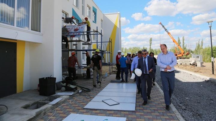 В Воронеже начался приём заявок в 2 новых детских сада