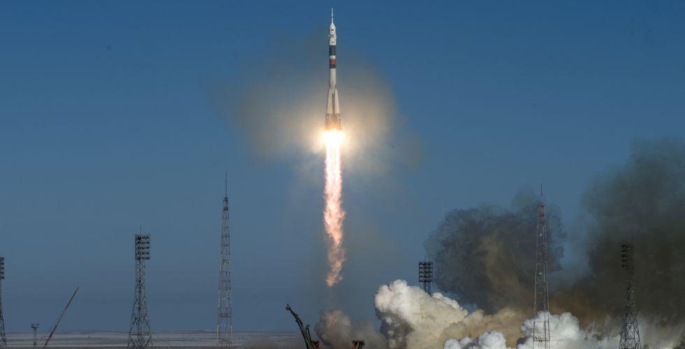 Ракета «Союз-ФГ» с воронежским двигателем вывела на орбиту пилотируемый корабль
