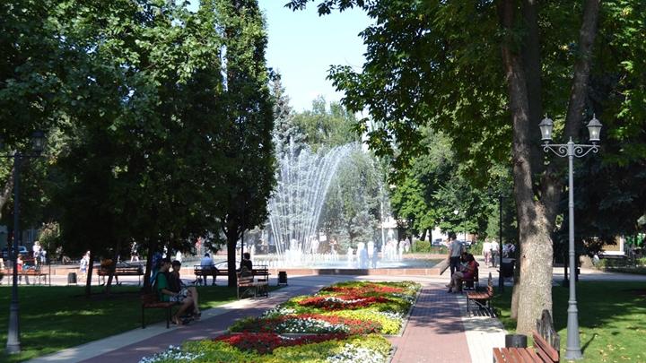 В Воронеже назвали дату открытия сезона фонтанов