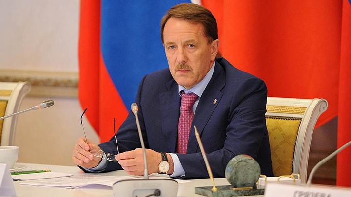 Глава Воронежской области Алексей Гордеев отчитался о доходах