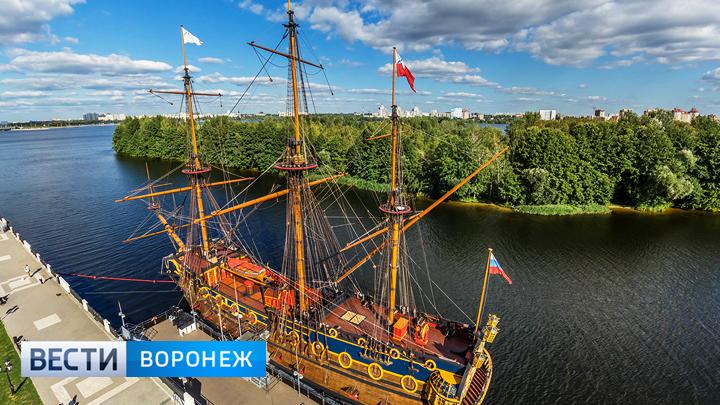 Всё больше туристов хотят приехать в Воронеж