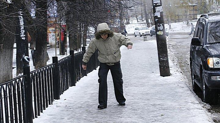 Воронежец отсудил ууправы четверть млн руб. засломанную вгололёд ногу