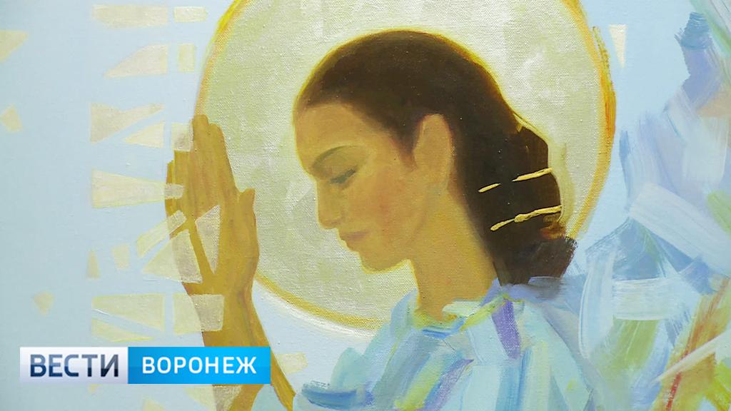 «7 Архангелов». В Воронеже открылась выставка художницы Натальи Стриж