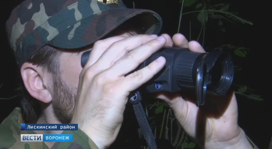 Охотинспекторы Воронежского региона приняли на вооружение новые тепловизоры