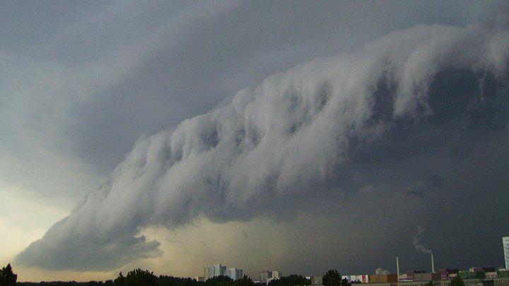 Спасатели предупредили о грозах в Воронежской области