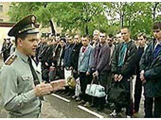 3000 воронежских призывников отправились проходить службу в армии РФ