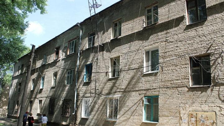 В Воронеже признанный аварийным 20 лет назад дом до сих пор не могут расселить