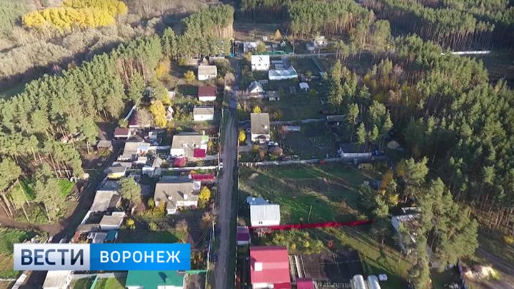 Жители села под Воронежем из-за ошибки кадастровых инженеров остались без части дома и участка