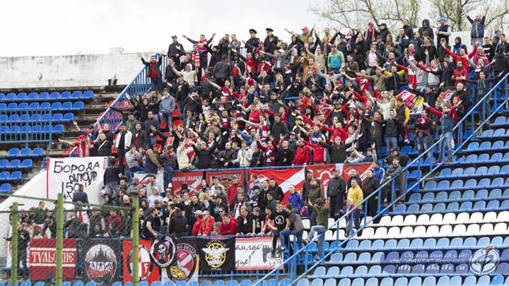Сегодня в Воронеж приедут болельщики «Спартака» со всего Черноземья