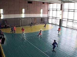 4 команды приняли участие в соревнованиях по мини-футболу