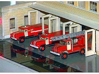 40 лет в Воронеже работает пожарно-техническая выставка