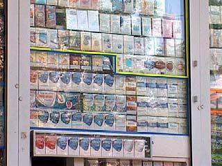 400 тысяч пачек сигарет изъято сотрудниками Роспотребнадзора