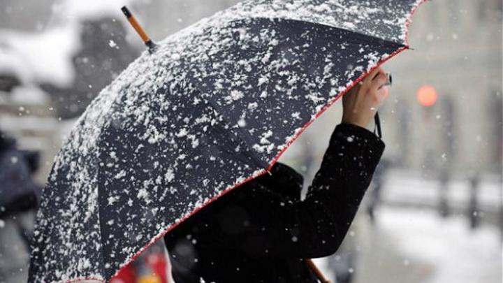 Спасатели предупредили о снеге и гололедице в Воронежской области
