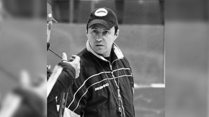 Скоропостижно скончался тренер хоккейного клуба «Россошь» Олег Рудаков