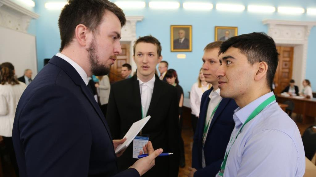 При поддержке СИБУРа в Воронеже впервые прошёл этап Международного инженерного чемпионата
