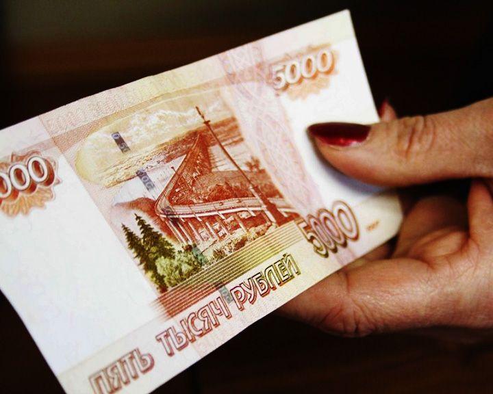 Мошенники зарабатывают на пенсионерах, ждущих единовременной выплаты 5 тысяч рублей