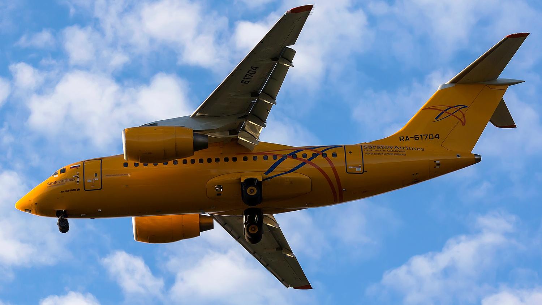 Пассажирский самолёт воронежского производства потерпел крушение