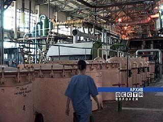50% оборудования на воронежских сахзаводах эксплуатируется сверх срока