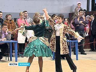 50 воронежских танцоров отправятся на Чемпионат мира по танцам