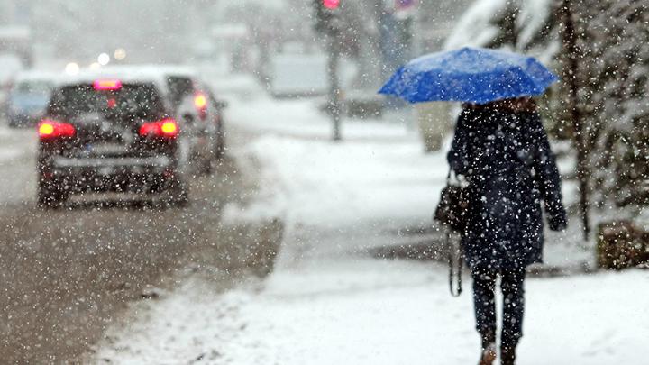 Метеорологи рассказали, как долго в Воронежской области продлится снегопад