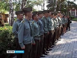 57 курсантов покинули стены ВГУ с лейтенантскими погонами
