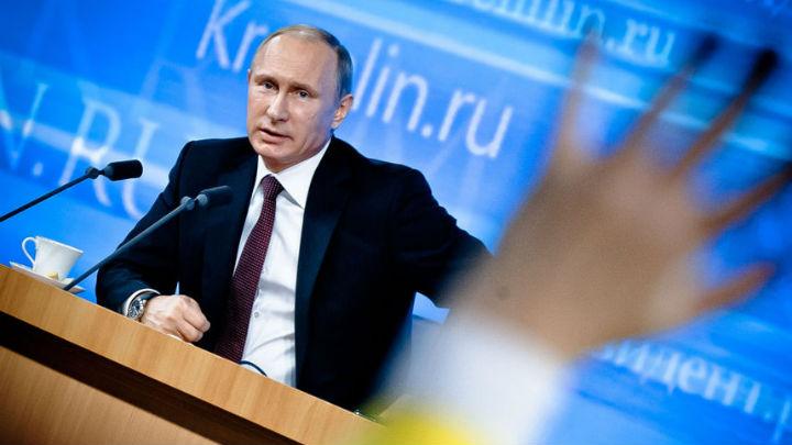 Воронежцы смогут задать вопросы Владимиру Путину