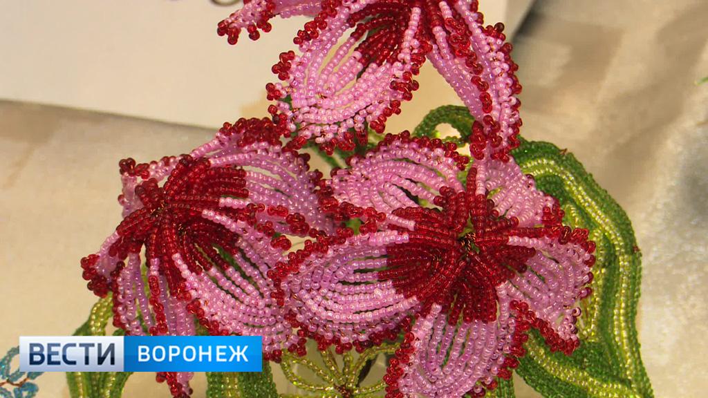 В Воронеже открылась выставка мастеров декоративно-прикладного искусства «Дыхание весны»