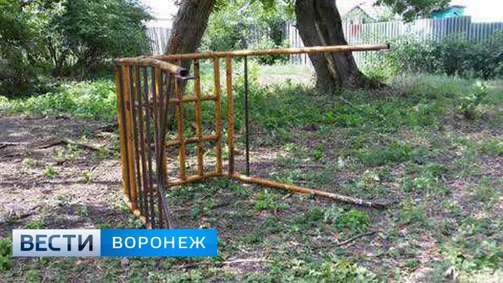 Трагедия в парке воронежского села: ребёнка раздавил самодельный аттракцион