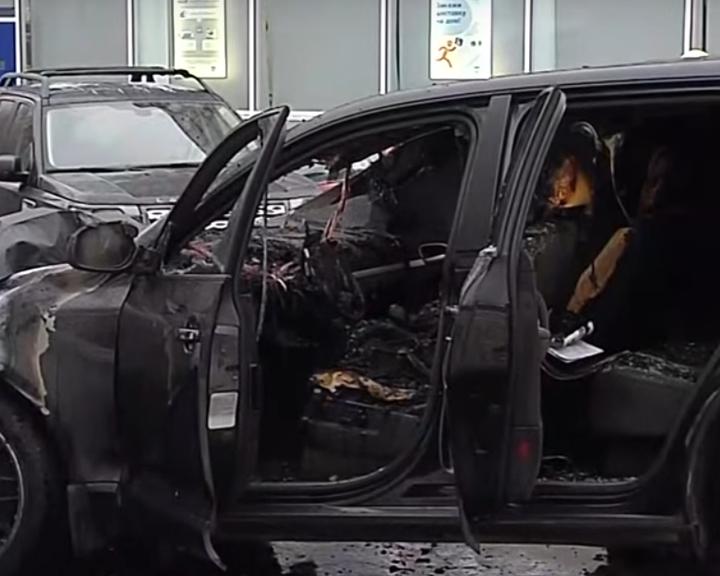 Шофёр Порш насмерть сбил пешехода в столице России