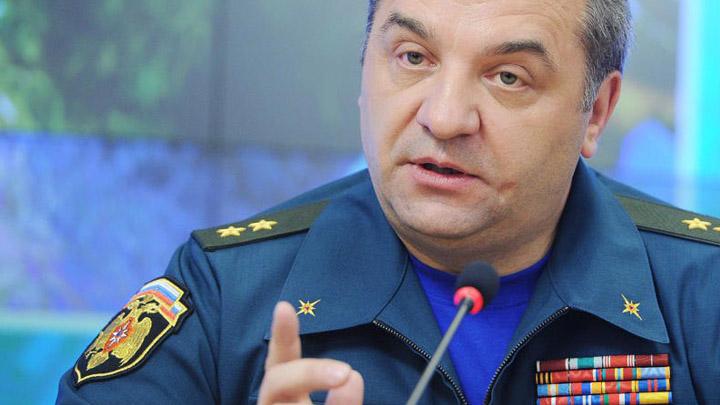 В Воронежскую область прибыл глава МЧС России