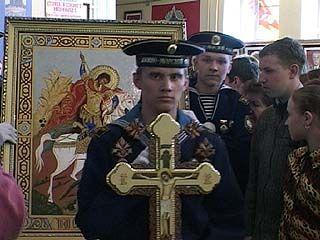 6 мая - День памяти покровителя русского воинства