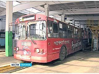 6 троллейбусов из Белгорода приехали в Воронеж