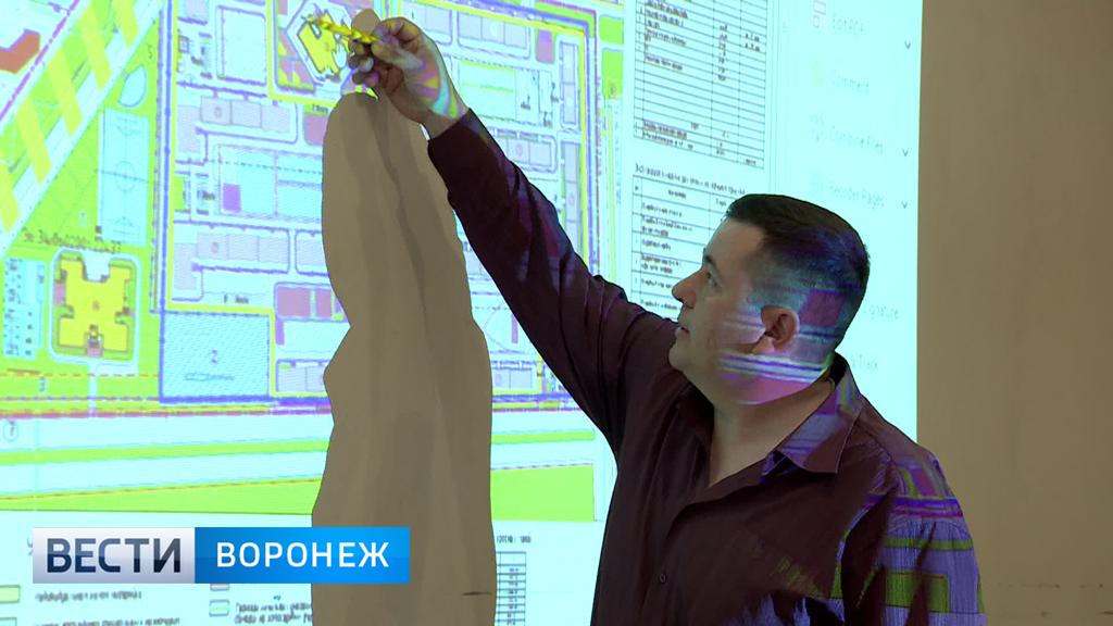 В Воронеже прошли общественные слушания по поводу почти готового квартала на Московском проспекте