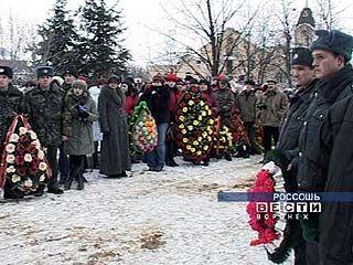 63-ю годовщину освобождения отмечает Подгоренский район