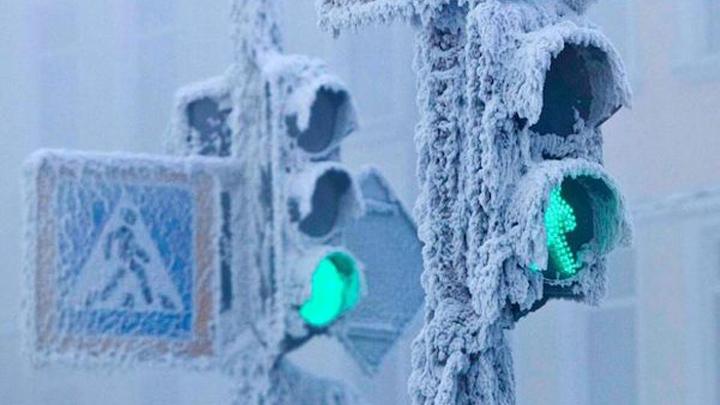 В Воронежской области из-за аномальных холодов объявили штормовое предупреждение