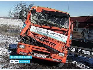 """7 аварий произошло на небольшом участке федеральной трассы М4 """"Дон"""""""