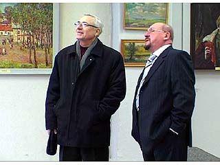 70-летие празднует воронежское отделение Союза художников
