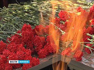 72 годовщину освобождения Воронежа вспоминали со слезами на глазах