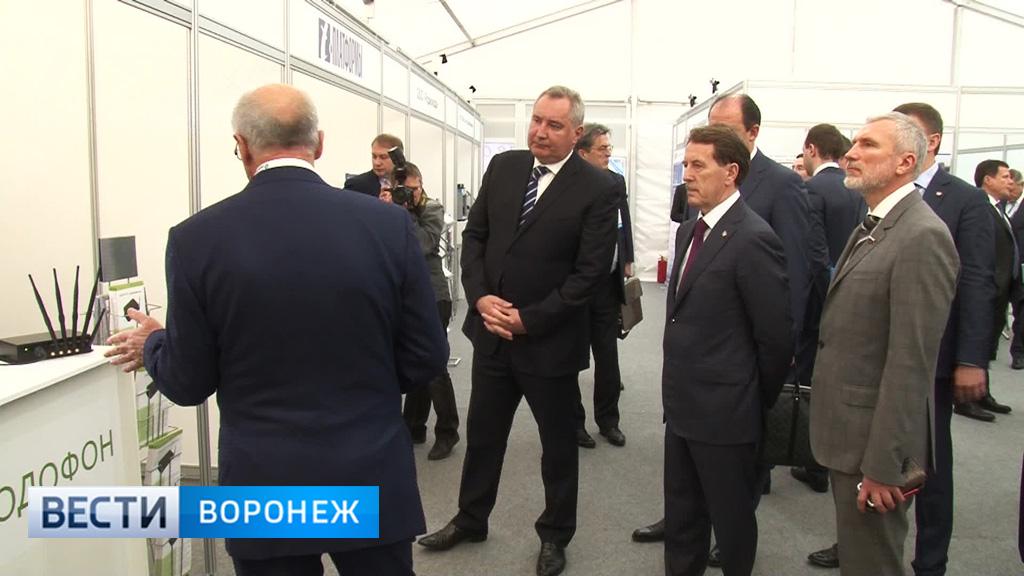 В Воронеже представили новейшие разработки в сфере телекоммуникаций и связи