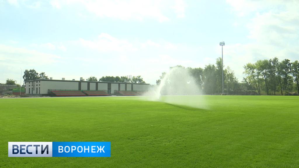 Воронежские стадионы «Чайка» и «Локомотив» введут в эксплуатацию уже в ноябре