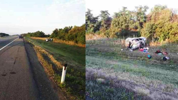 За гибель 2 детей в ДТП на воронежской трассе под следствие попал их отец