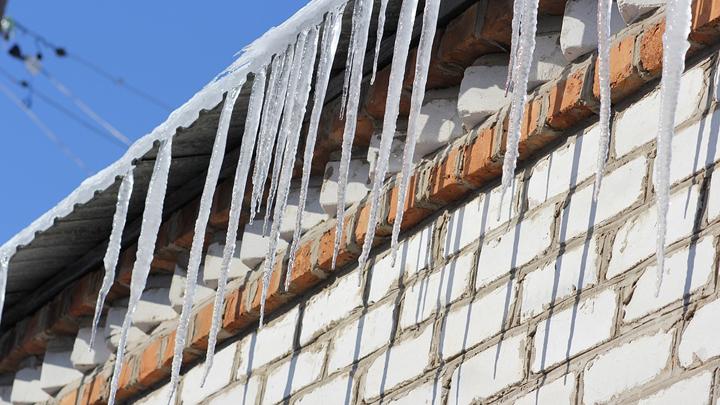 Нагревательные кабели установят на крышах воронежских многоэтажек для борьбы с наледью