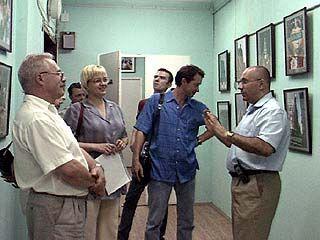 8 журналистов Воронежской области вернулись из поездки в США