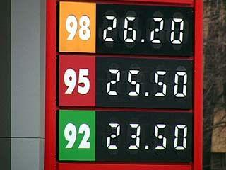 80-й бензин исчезает с заправок области