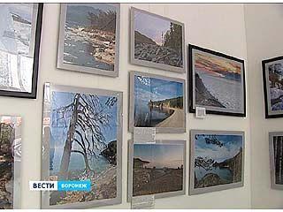 82 снимка о Байкале представлены в зале союза художников