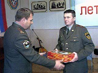 847-ая спасательная бригада отмечает свой день рождения