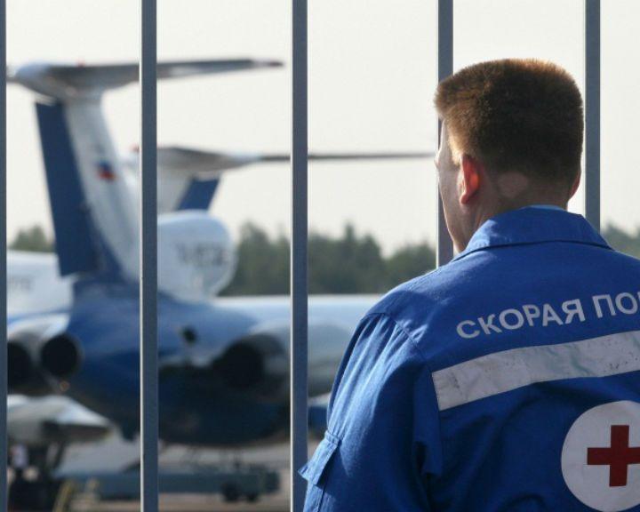 Пилоты экстренно посадили самолёт в аэропорту Воронежа из-за болезни пассажира